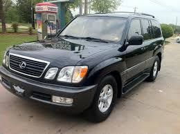 lexus lx 470 car price 1999 lexus lx 470 information and photos zombiedrive