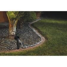 Outdoor Rope Lighting Ideas Picturesque Solar Rope Lights Outdoor With Lighting Ideas