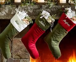 Pottery Barn Kids Stockings Decor Cute Pottery Barn Christmas Stockings For Lovely Christmas