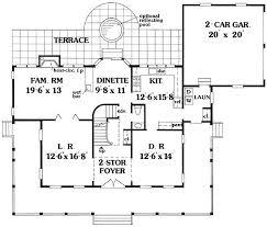 Farmhouse Architectural Plans 104 Best House Floor Plans Images On Pinterest House Floor Plans