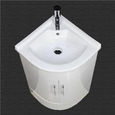 Corner Vanity Units With Basin Corner Vanity Unit Home Furniture U0026 Diy Ebay