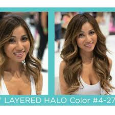 layered extensions halo couture accessories 1 day sale halo couture 22 inch layered