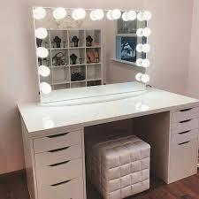 Thin Vanity Table Interesting Glass Vanity Table With Glass Vanity Table Narrow