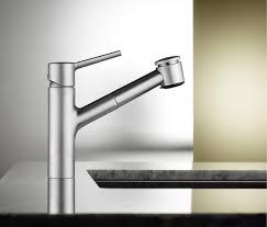 kwc luna s lever mixer swivel spout 270 kitchen taps from kwc