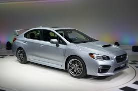 subaru wrx sport 2015 2015 subaru wrx sti full specs photos and performance