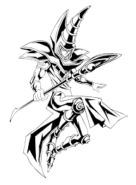 yu gi oh coloring pages coloringpages1001 com