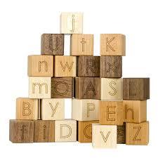 wooden blocks alphabet numbers building blocks photo props
