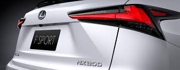 lexus nx 300h electric range 2018 lexus nx gets a fresh face in shanghai