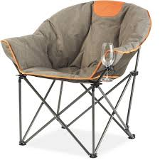 creative outdoor folding bucket chair with wine glass portable