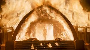 Wild Fire Vs Dragon Fire by Can Daenerys Be Burned By Wildfire On U0027game Of Thrones U0027 Cersei U0027s