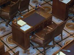 Us Senate Floor Plan Secretary Of The Senate