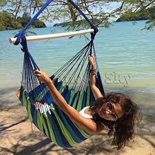 hammock sky large brazilian hammock chair extra long blue and