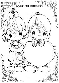 valentine u0027s day coloring pages valentine u0027s day precious moments