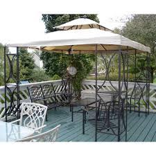 Menards Patio Umbrellas Menards Gazebo Replacement Canopy Garden Winds Menards Patio