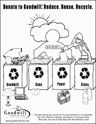 earth day coloring pages recycling within coloring pages