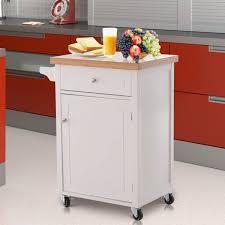 kitchen storage cabinet unit kitchen island butchers block table storage cabinet trolley