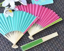 held fans for wedding colored paper fans wedding fan fans folding fan favors