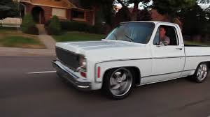 Classic Chevy Trucks 80s - 1978 gmc rod pickup muscle truck 600hp 454 big block youtube