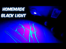 is there a black light app that works diy black light youtube