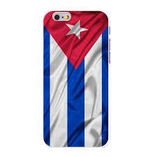 Cuban Flag Vs Puerto Rican Flag Custom Hard Case Cover For Iphone 5 5s 6 6s Plus Red White Blue