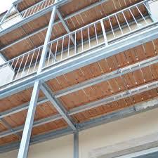 stahlbau balkone camaro balkone feuerverzinkte stahlbalkone balkongeländer
