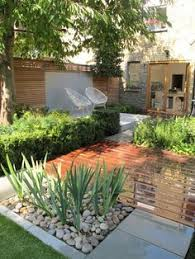 small backyard ideas no grass cheap landscaping with small