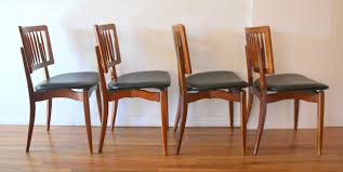 Stakmore Folding Chairs by Mid Century Modern Dining Chair Set By Stakmore Picked Vintage