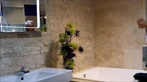 split face and honed travertine tiles bathroom ideas pinterest
