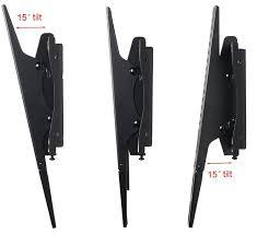 tv wall mount 400 x 400 amazon com videosecu mounts tilt tv wall mount bracket for most