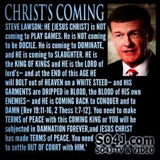 quotes from the bible about killing non believers end times events signs of the times