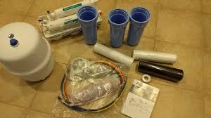 ecosoft u0026 dow chemicals 5 stage reverse osmosis water filter