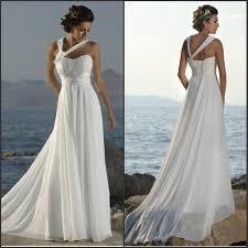Grecian Wedding Dresses Brand New Grecian Style Wedding Gown About Wedding Blog