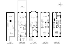 new york brownstone house plans arts