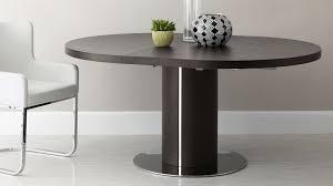 round dark wood pedestal dining table round wenge wood extending dining table pedestal base uk