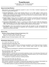 Chemical Engineer Resume Template Cover Letter For Entry Level Chemical Engineer Cover Letter