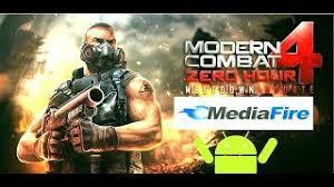 modern combat zero hour apk modern combat 4 zero hour v1 2 2e mod apk obb unlimited