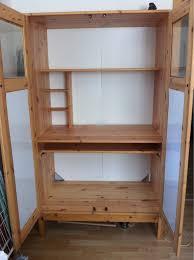 Schreibtisch 1m Tief Funvit Com Ikea Abstrakt Weiß