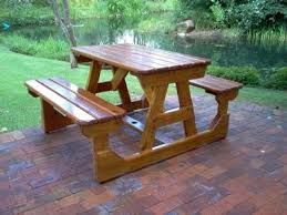 wooden table and bench wooden bench and table littlebubble me