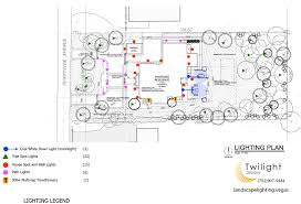 Landscape Lighting Plan Plan Your Landscape Lighting Design Twilight Designs