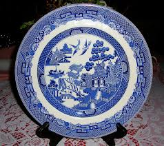 johnson brothers blue willow china replacements