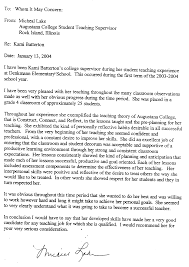 letter of recommendation help for teacherswriting a letter of