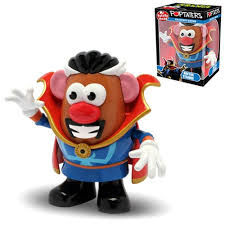 Potato Head Kit Disguise Marvel Doctor Strange Poptaters Potato Head Ppw Toys