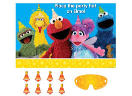 sweet pea parties sesame street childrens party supplies