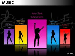 music powerpoint themes music powerpoint templates powerpoint