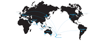 Where Is New Zealand On The Map New Zealand Business Events And Conferences