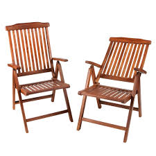 Teakwood Patio Furniture Torino Teak Wood Folding Patio Chairs Set Of 2 Christmas Tree