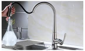 touchless kitchen faucet mikitchen fthf 02bn touchless kitchen faucet with sensor activated