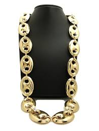 hip hop style necklace images 14k gold old school g link style hip hop chain necklace bling JPG
