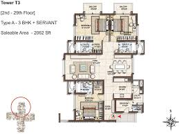 Waterfront Floor Plans Overview Pashmina Waterfront Bangalore Residential Property Buy