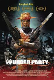 the horrors of halloween murder party 2007 posters trailer